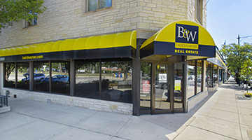 Baird & Warner Title Services Edgebrook Chicago Closing Office