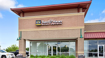 Baird & Warner Title Services Plainfield Title Closing Office