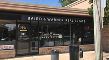 Baird & Warner Title Services Lake Zurich Closing Office
