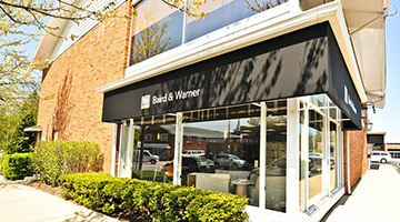 Baird & Warner Title Services Winnetka Closing office